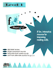 Fab Phonics Workbook Level 1